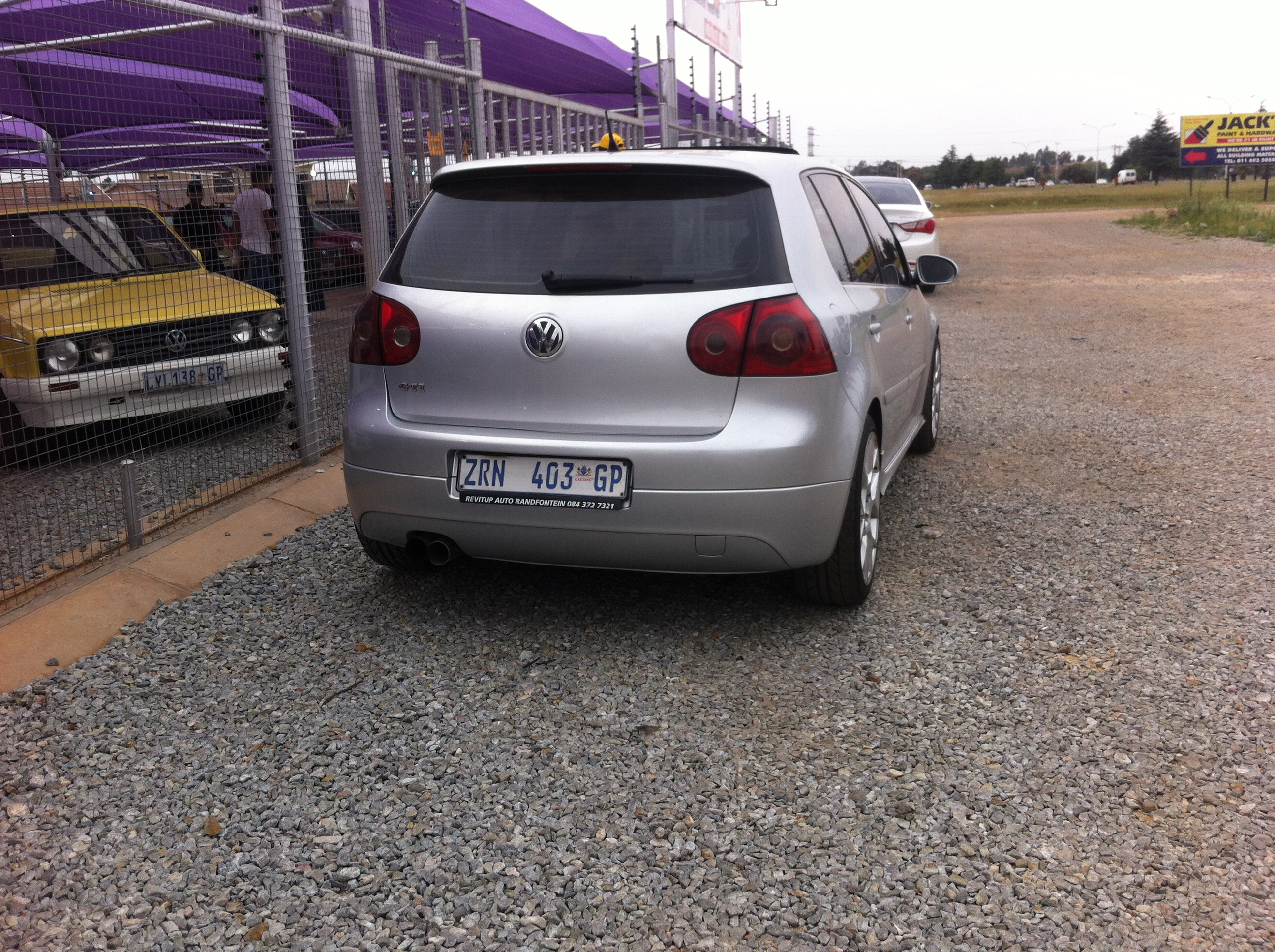 Vw Golf 5 Gti Rev It Up Auto