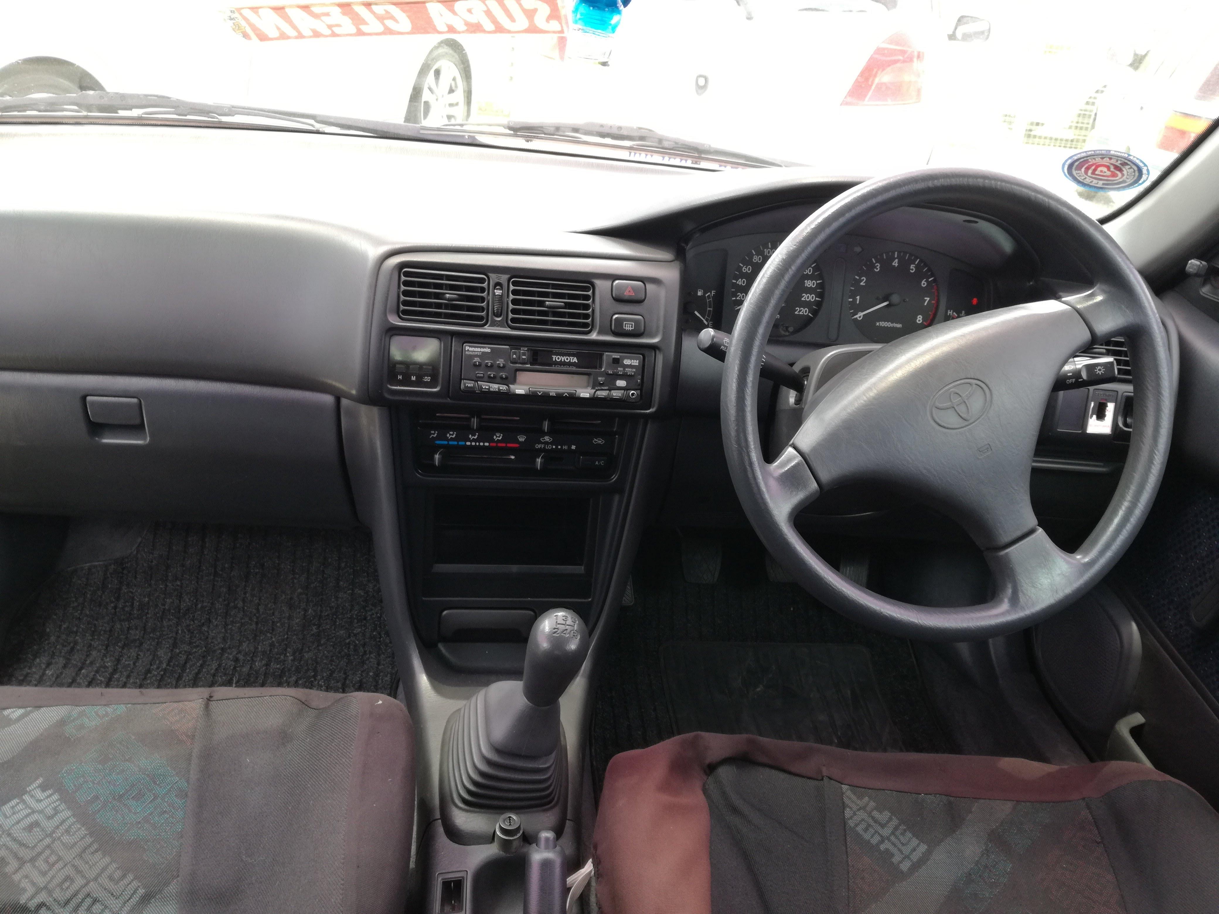 Toyota Corolla 1.6 GLE full