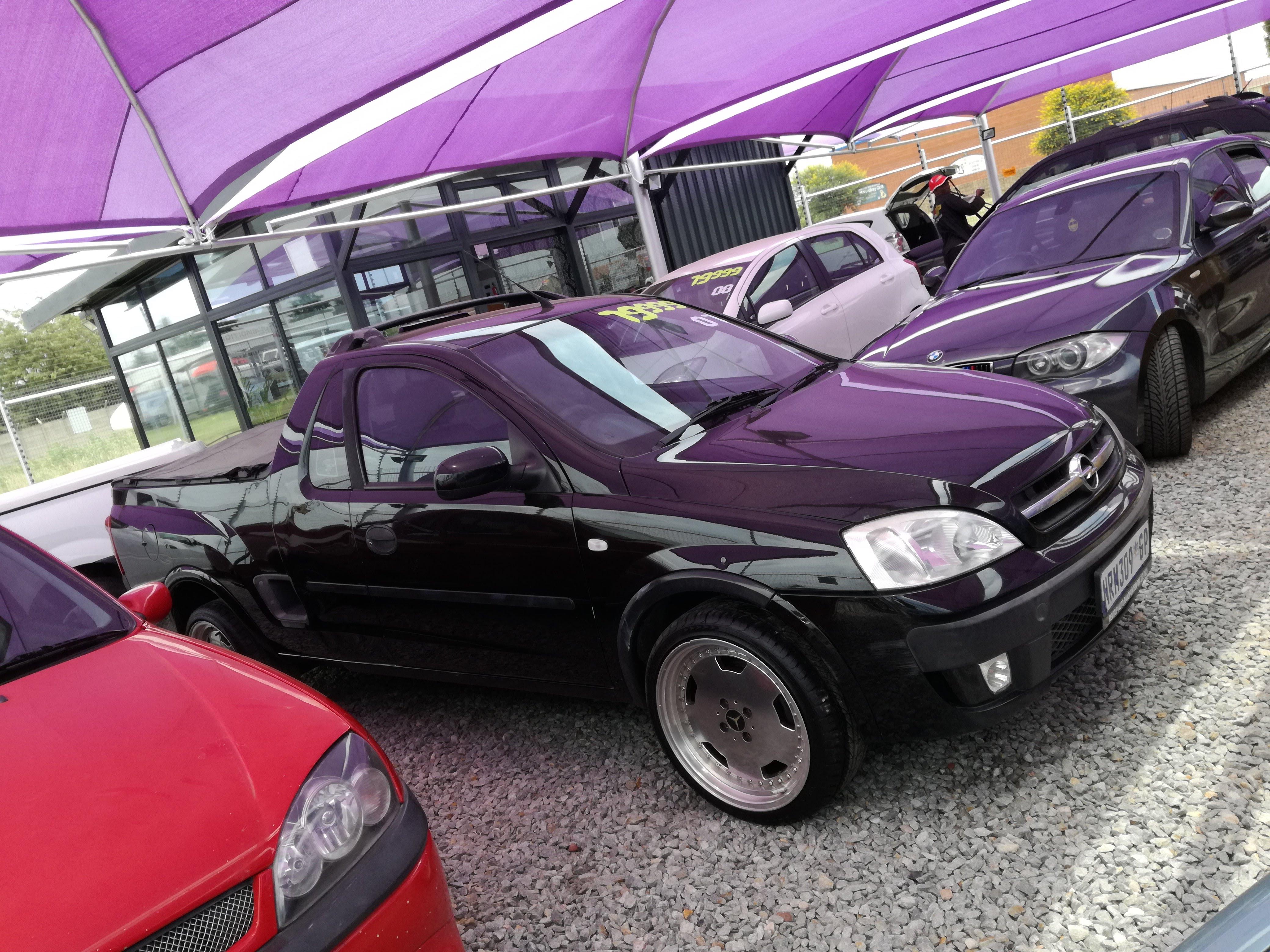 Opel Corsa Pick Up full